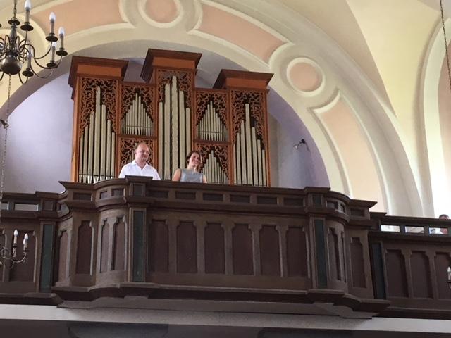 Max und Bernadeta Sonnleitner