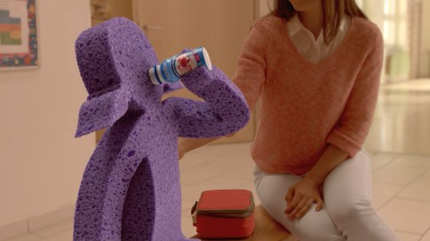 Passion Pictures -PediaSure -Sponge Girl