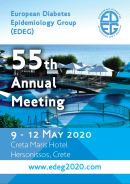 55th Annual Meeting of the European Diabetes Epidemiology Group (EDEG)