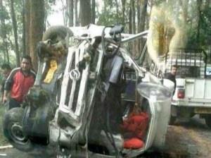 MTV Roadies X4 team meets with an accident in Darjeeling