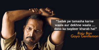 All time best dialogues of nana patekar