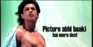 SRK Om Shanti Om Dialogues