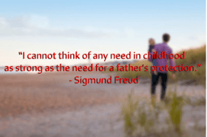 Father's day quotes by sigmund freud