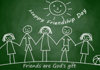 Friends Are Gift Given By God