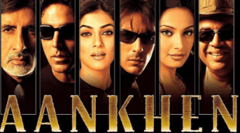 Aankhen 2 star cast