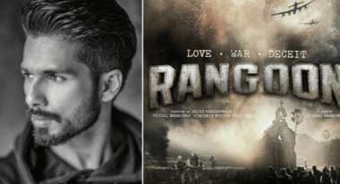 Rangoon movie latest news, star cast, first look, poster and trailer