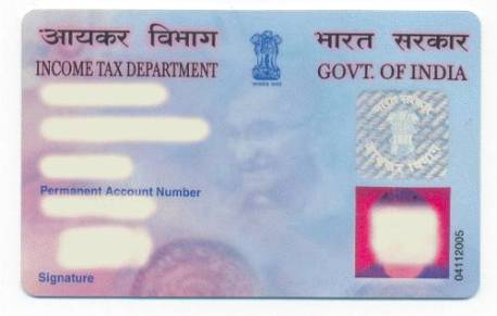 Pan Card Look