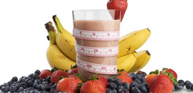 recipes of homemade meal replacement shakes