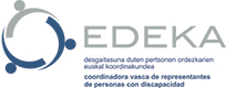 COORDINADORA VASCA DE REPRESENTANTES DE PERSONAS CON DISCAPACIDAD / ELBARRITUEN ORDEZKARIEN EUSKAL KOORDINATZAILEA