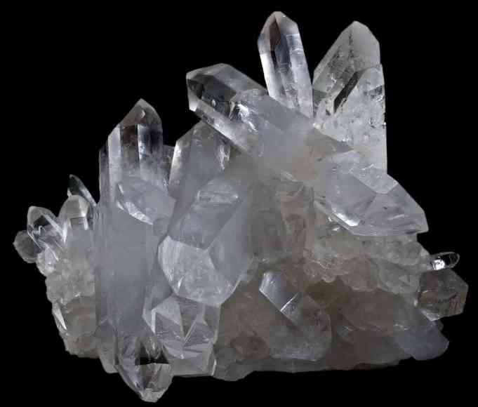 Geneeskracht bergkristal