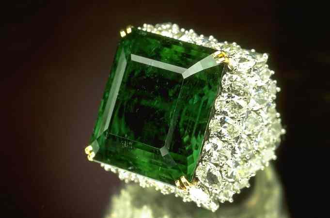 Smaragd geneeskracht
