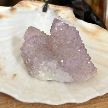 cactus kwarts spiritkwarts amethist ruw mineralen