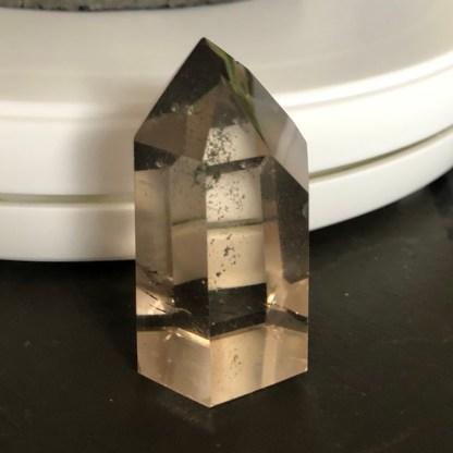 kwarts venster kristal punt gepolijst nr2