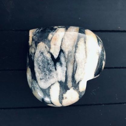 jaspis sjamaniet hart gepolijst mineralen
