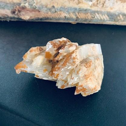 calciet ruw zwitserland de schatkamer mineralen