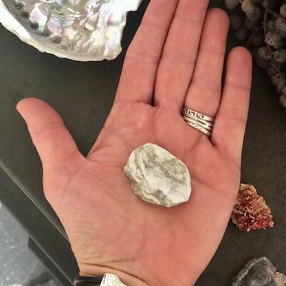 Setje ChalcedoonRoosje Pyriet Vanadiniet mineralen
