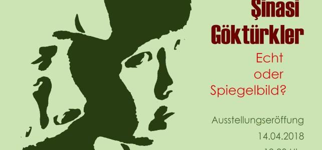 """Vernissage: Sinasi Göktürkler – """"Echt oder Spiegelbild?"""" am Samstag den 14.4. um 19:00 Uhr"""