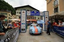Schrempf Hannes und Hettegger Hans auf Porsche 356 Super 90 BJ 1961