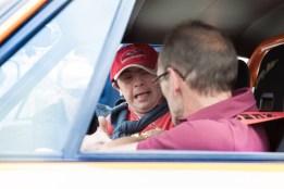 EdelweißClassic 2016 | Die gemeinsame Ausfahrt am Sonntag ist sowohl für die Menschen mit Behinderung als auch für die Fahrer ein besonderes Erlebnis.