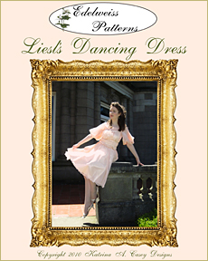 Liesl's Dancing Dress