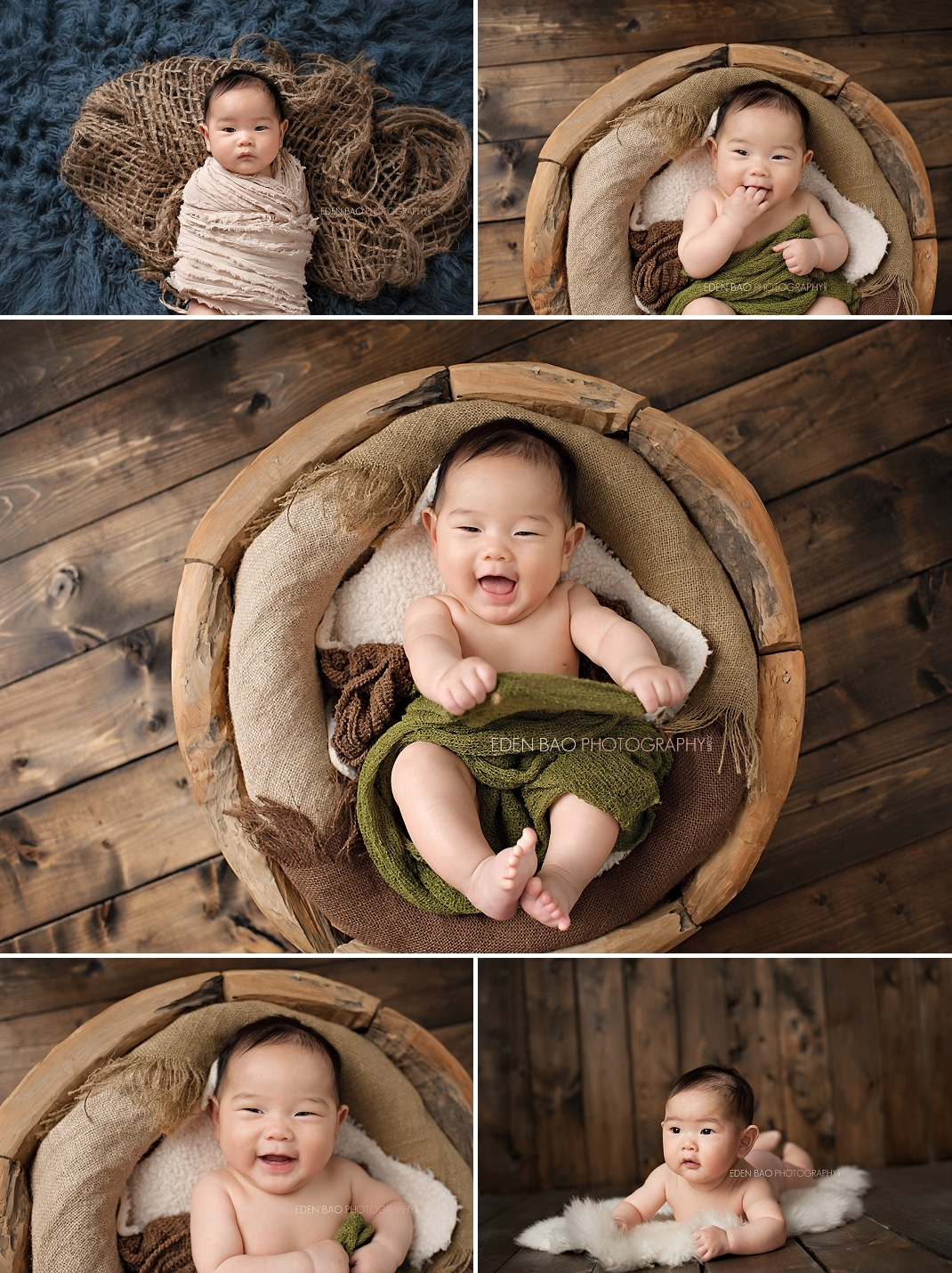 Baby Photographer Richmond Bc Ryan 100 Days