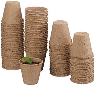 vasi biodegradabili
