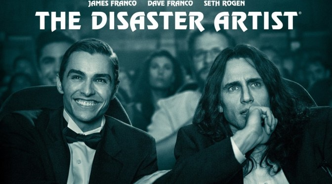 The Disaster artist : 14.30 / 16.30 / 18.30 / 20.30 / 22.30