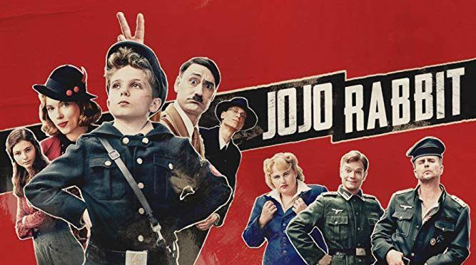 Jojo Rabbit : 15.10 / 17.20 / 19.30 / 21.45