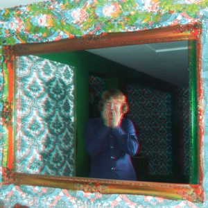 Ty Segall - Mr Face EP Cover
