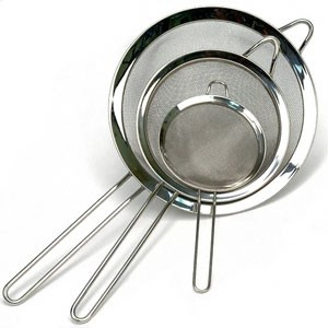 Heavy Duty Strainer Set