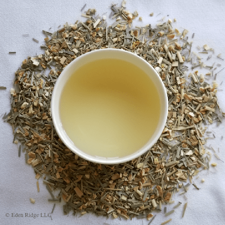 Lemongrass Ginger Tea