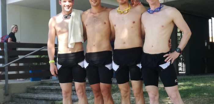 Zweites Rennen der 3.Hessischen Triathlon Liga für die Triathleten des TuS Fritzlar