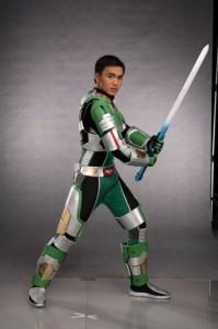 Marky Cielo bilang Zaido Green