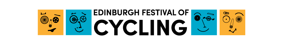 Edinburgh Festival of Cycling logo