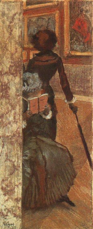 Edgar Pink Degas Dancers