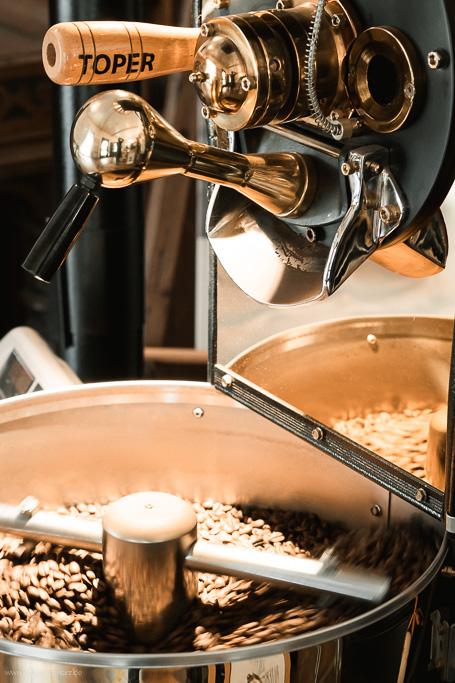 Kaffeeröster in St. Peter