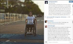 Dorianne Valera en este post reconoce que Zambra ha actuado posteriormente de buena fe y que acepta las disculpas del local.