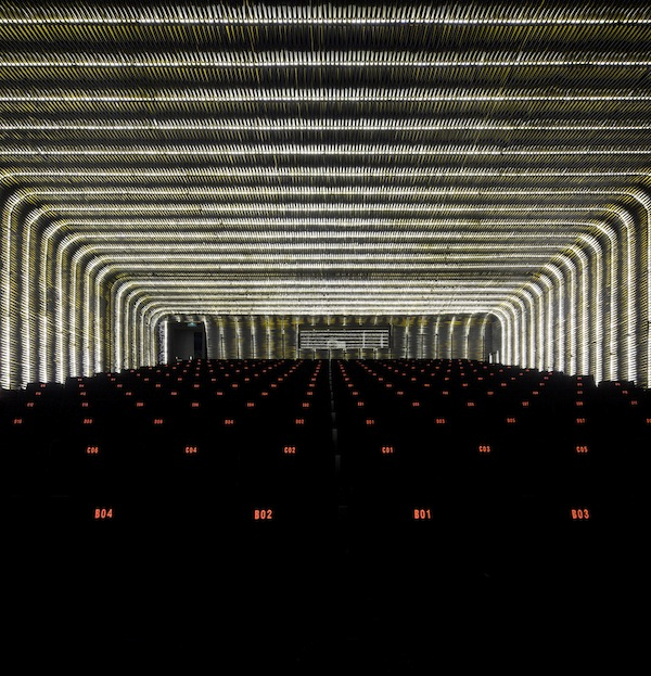 Indoor Lighting_Cineteca Matadero Madrid_2