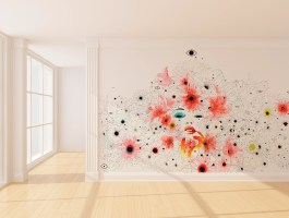 wall-mural-love-and-death-conrad-roset-the-wallery