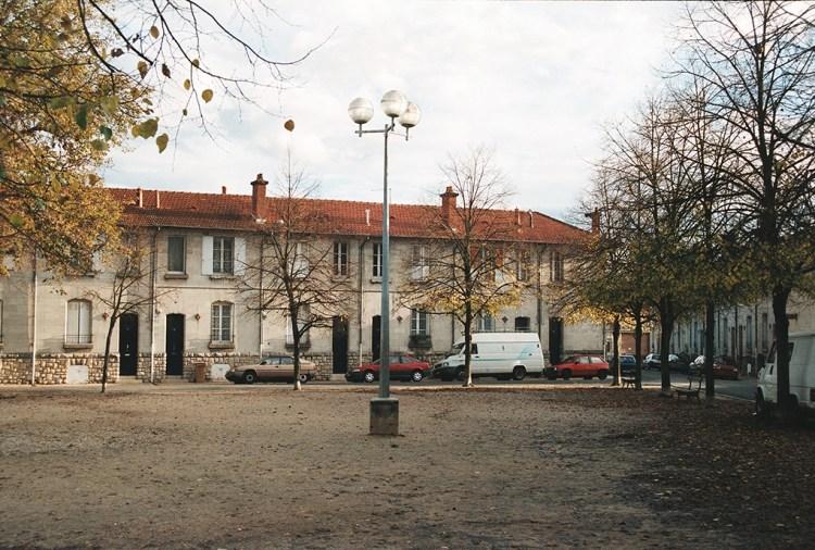 Place Léon Aucoc, Bordeaux