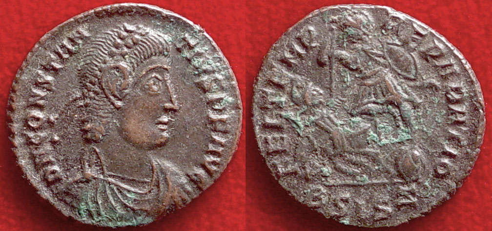COINS OF THE ROMAN EMPERORS 4th Amp 5th