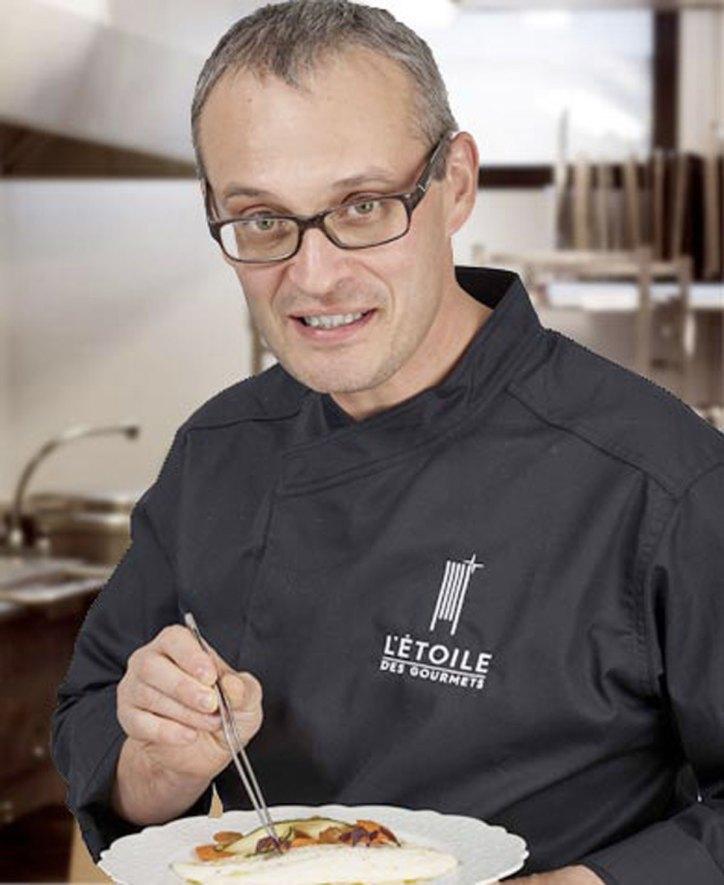 Olivier Delafont chef
