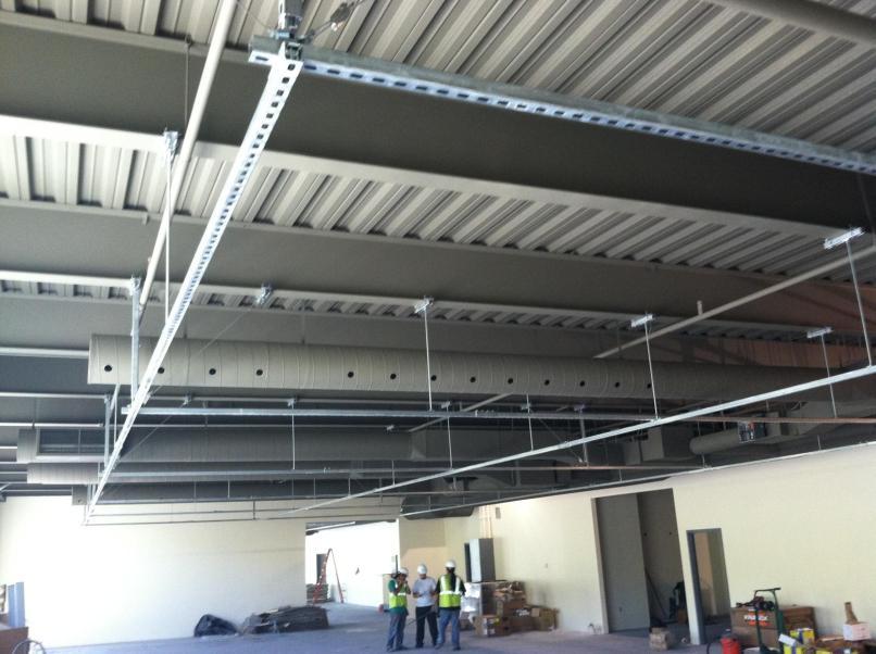 Unistrut Ceiling Hangers Www Lightneasy Net