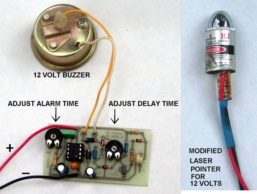 Diy Alarm Kits