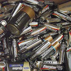 disposable alkaline batteries