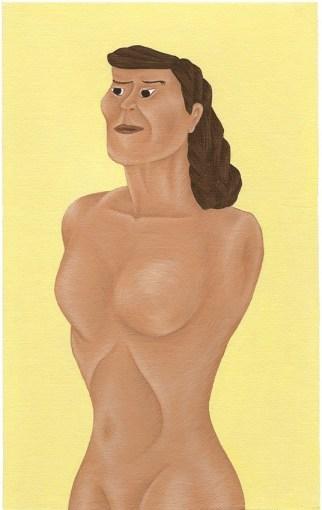 Amy Lockhart painting