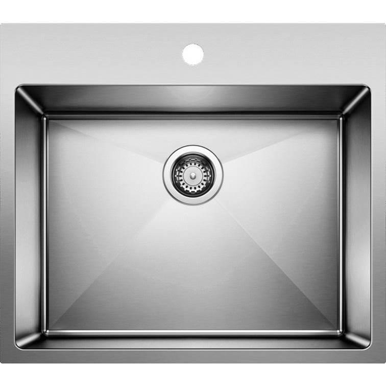 quatrus stainless steel r15 laundry sink