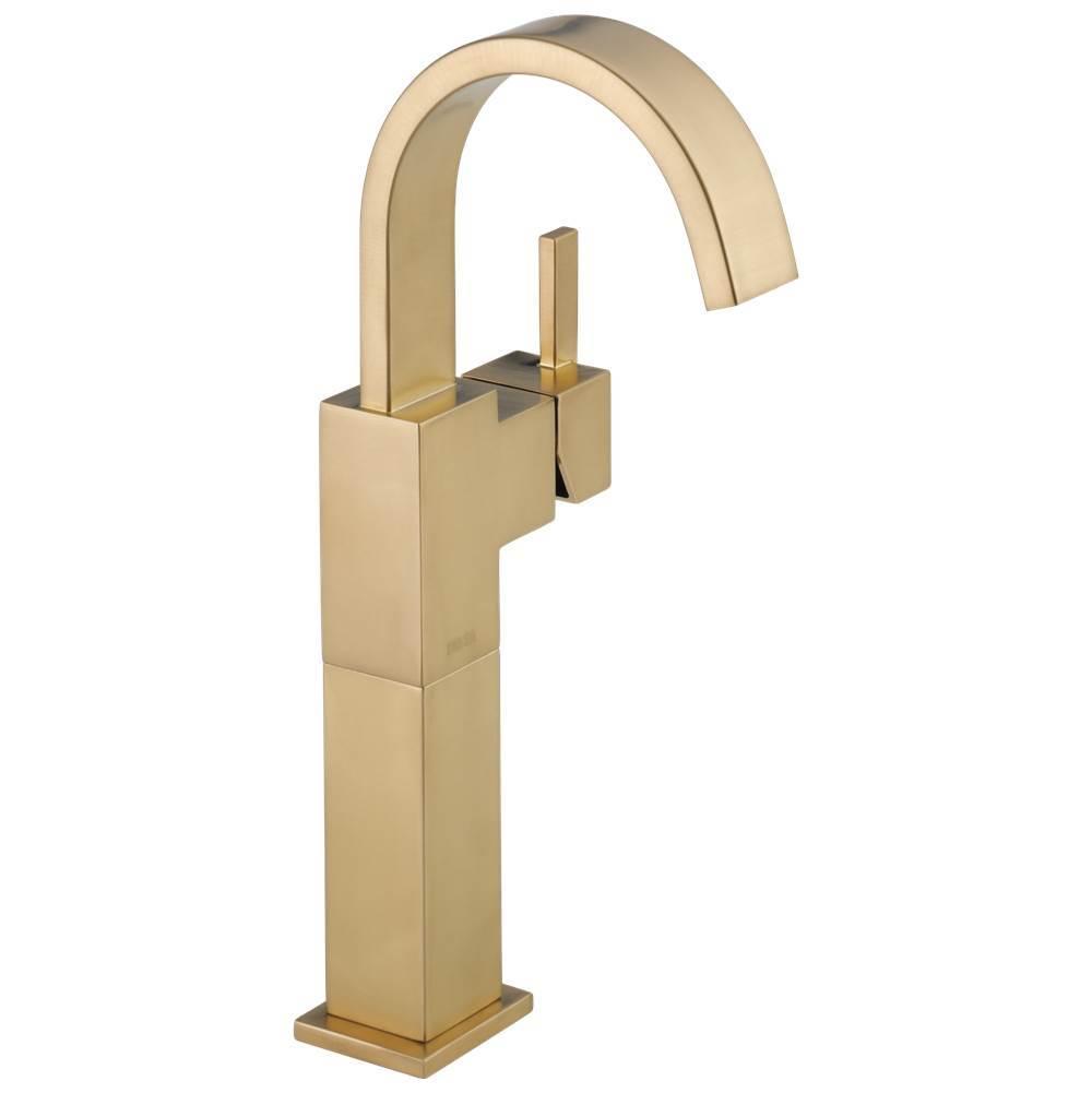 vero single handle vessel bathroom faucet