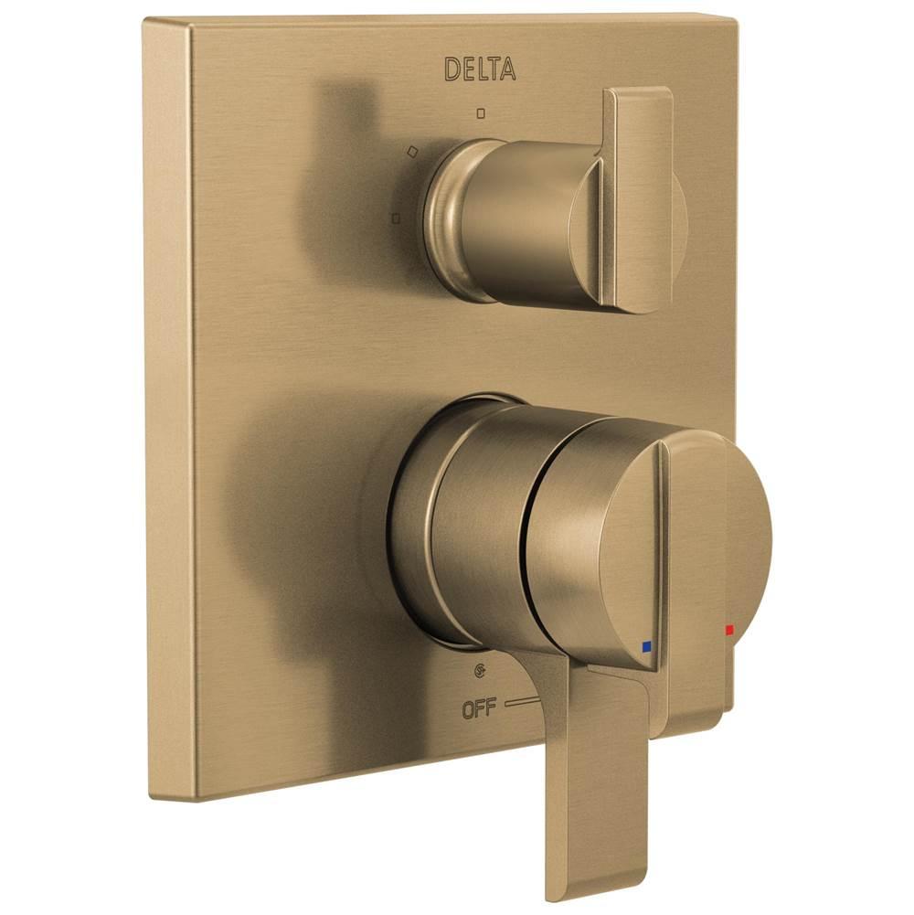 ara angular modern monitor 17 series valve trim with 3 setting in