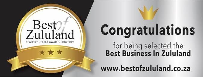 Edge to Edge Best Business in Zululand 2019